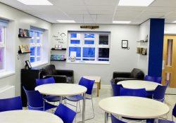 Coffee shop (reading nook)