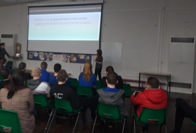 Kim Waring Careers Presentation